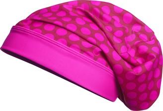 Playshoes Girl's Swim Cap Dots UV PRedection Beanie