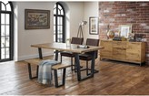Julian Bowen Brooklyn Nest of Coffee Tables