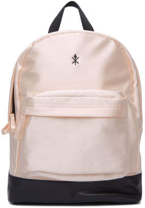 Opening Ceremony Pink Satin Classic Backpack