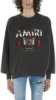 Amiri Beverly Hills Logo Embroidered Sweater