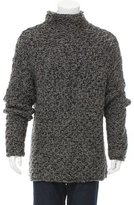 Dolce & Gabbana Chunky Knit Turtleneck Sweater w/ Tags