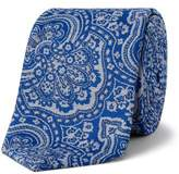 Simon Carter Maharaja Floral Tie