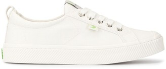 Cariuma OCA Low Off White Canvas Sneaker