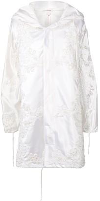 A.F.Vandevorst Wedding parka coat