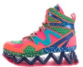 Marc by Marc Jacobs Ninja Wave High-Top Sneakers