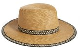 Eric Javits Women's 'Georgia' Woven Hat - White