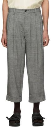 Goodfight Grey Libertine Trousers