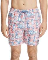 Vineyard Vines Lighthouse Scenic Chappy Regular Fit Trunk