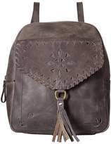 Børn Amherst Distressed Perforated Backpack