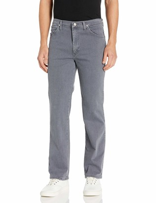 Wrangler Men's Silver Edition Grey Jean 32x36