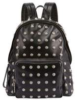 Balmain Men's Studded Leather Backpack