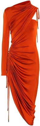Monse Stretch-satin dress