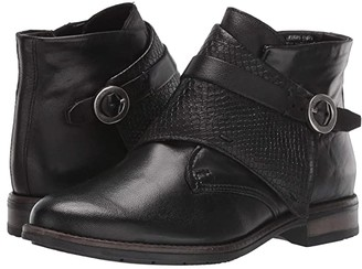 Miz Mooz Talbot (Black) Women's Boots