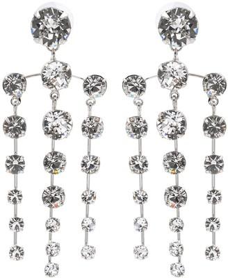 Jennifer Behr Aida crystal-embellished earrings