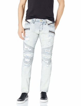 Rock Revival Men's Skinny Fit Jeans