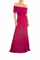 Nightcap Clothing Positano Lace Maxi Dress