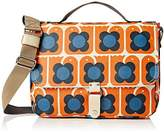 Orla Kiely Love Birds Print Satchel Bag