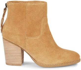 Splendid Hila Suede Ankle Boots