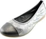 Gerry Weber Maren 13 Women Round Toe Synthetic Silver Flats.