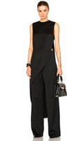Esteban Cortazar Two Piece Jumpsuit