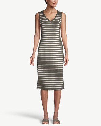 Zenergy Sleeveless Midi Dress