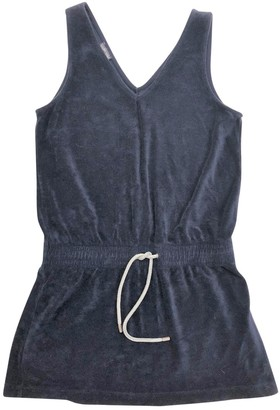 Vilebrequin Blue Cotton - elasthane Dress for Women