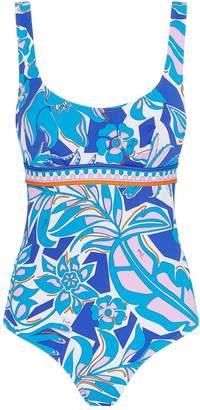 Emilio Pucci Floral Swimsuit