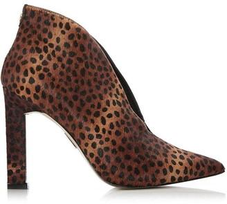 Moda In Pelle Weldi high smart short boots