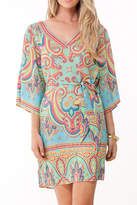 Hale Bob Calla Paisley Dress