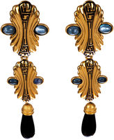 One Kings Lane Vintage Fendi Chandelier Earrings