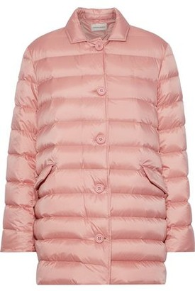 Mansur Gavriel Quilted Shell Down Jacket