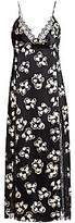 Marina Moscone Women's Floral Lace Slip Dress