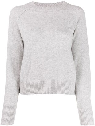 A.P.C. cashmere knitted jumper