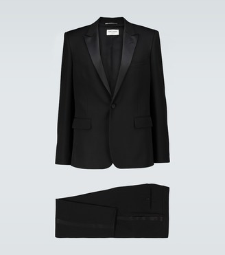Saint Laurent Single-breasted suit