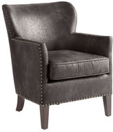Pier 1 Imports Lyndon Steel Gray Armchair