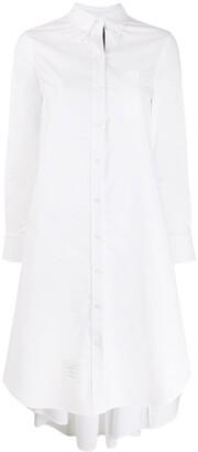Thom Browne Mid-Length Shirt Dress