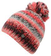 Spyder Womens Ladies Twisty Beanie Hat Cap Knitted Winter Headwear Accessories