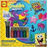 Alex SpongeBob Window Sticker Art Toy