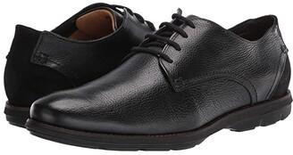 Massimo Matteo Comfort Lace-Up (Black) Men's Shoes