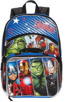 LICENSED PROPERTIES Avengers Backpack with Lunchkit - Boys