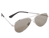 Saint Laurent Classic 11 Mineral Aviator Sunglasses