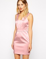 Warehouse Satin Prom Dress