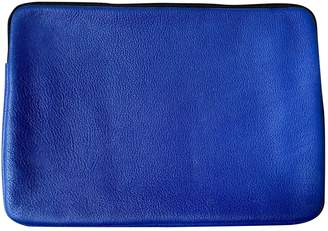 Marc by Marc Jacobs Blue Leather Accessories