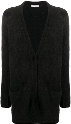 Dorothee Schumacher Rich Volumes v-neck cardigan