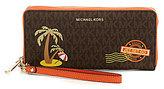 MICHAEL Michael Kors Signature Palmetto Continental Wallet