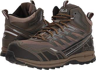 Fila Men's Hail Storm 3 Mid Composite Toe Trail Work Shoes Hiking