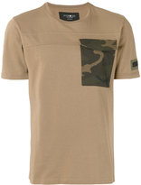 Hydrogen camouflage pocket T-shirt - men - Cotton - S