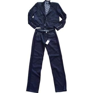 Madame à Paris Black Cotton Jacket for Women