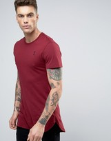 Religion Longline T-Shirt
