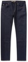 Burberry Slim-Fit Selvedge Stretch-Denim Jeans